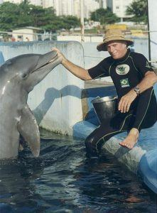 Flipper e Ric O'Barry